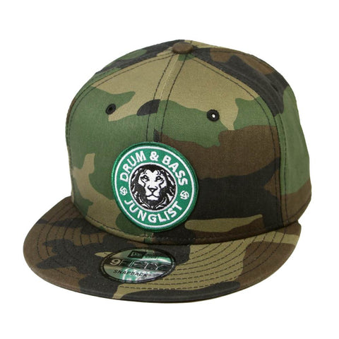 Dark Roast Junglist - Snapback - 3 Colors - BEDLAM Threadz