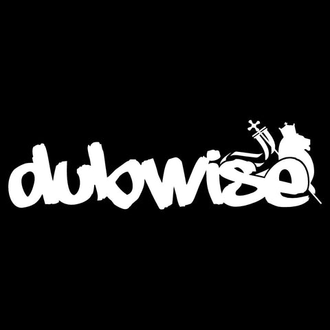 DUBWISE DECAL