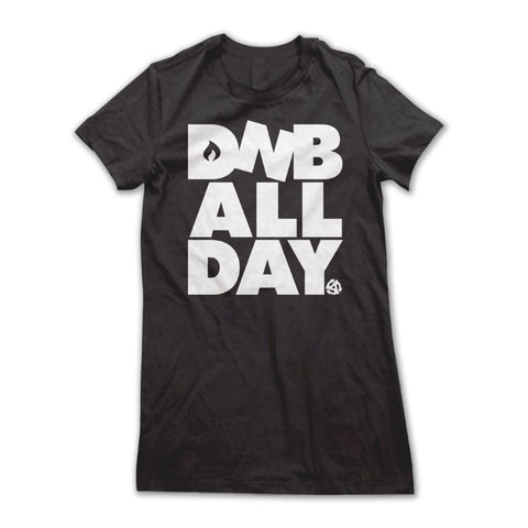 DNB ALL DAY - WOMEN'S - BEDLAM Threadz