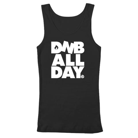 DNB ALL DAY - Tank Top - BEDLAM Threadz