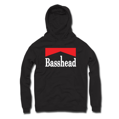 BASSHEAD - HOODIE - 2 COLORS - BEDLAM Threadz