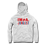 [PRE-ORDER] I'M A JUNGLIST HOODIE - 3 Colors - BEDLAM Threadz