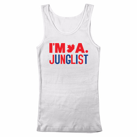 I'M A JUNGLIST Tank Top - 3 Colors