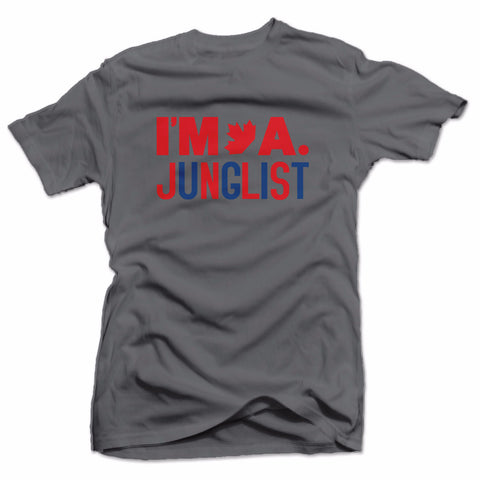 [PRE-ORDER] I'M A JUNGLIST Tee - 3 Colors - BEDLAM Threadz