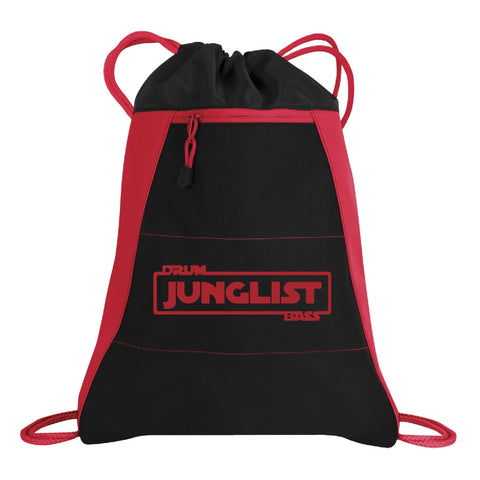 JET-EYE JUNGLIST Deluxe String Bag - 3 Colors