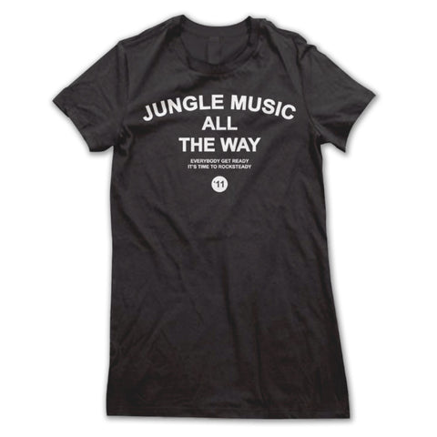 JUNGLE MUSIC - Women's - BEDLAM Threadz