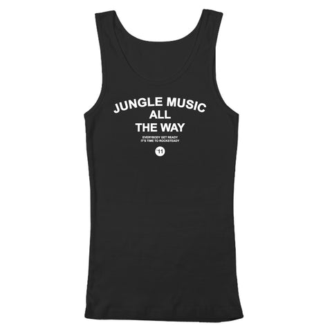 Jungle Music - Tank Top - BEDLAM Threadz