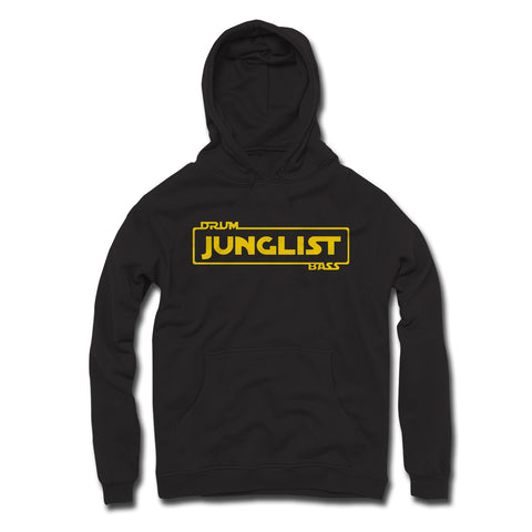 Jet-Eye Junglist Hoodie - BEDLAM Threadz