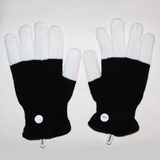 LED GLOVES - BEDLAM Threadz  - 2