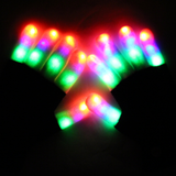 LED GLOVES - BEDLAM Threadz
