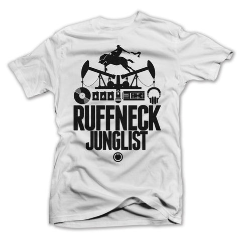 Ruffneck Junglist - BEDLAM Threadz