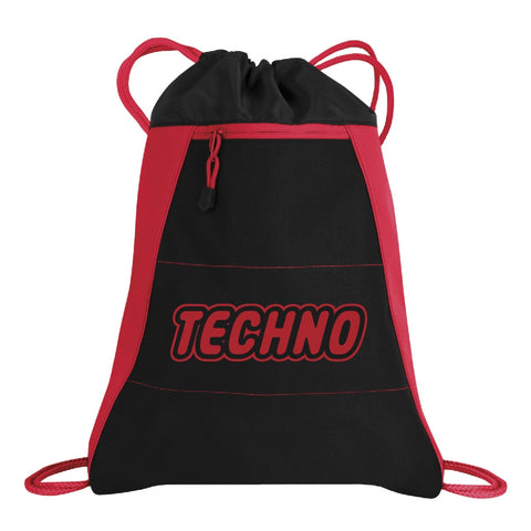 TECHNO Deluxe String Bag - 4 Colors