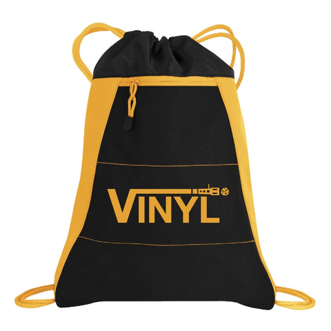 VINYL Deluxe String Bag - 2 Colors