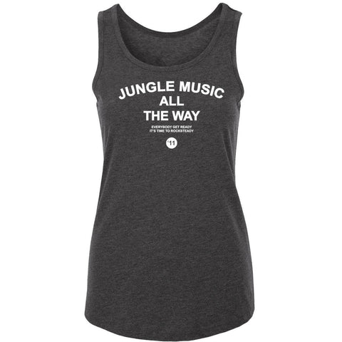 Jungle Music - Women's Tank Top