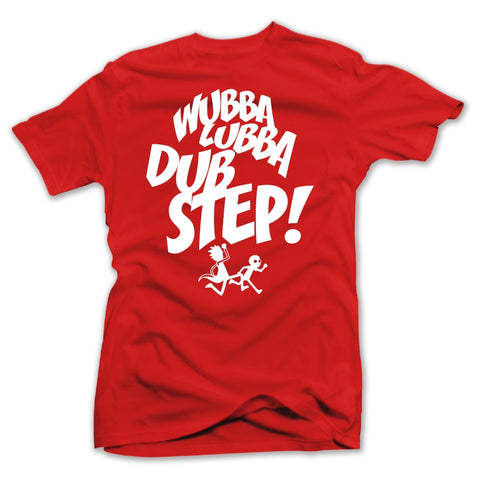 WUBBA LUBBA DUBSTEP - BEDLAM Threadz