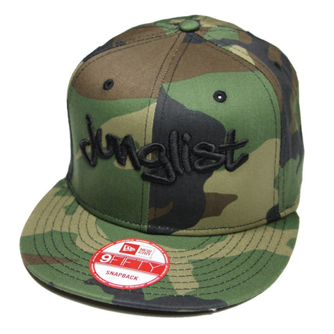 Junglist - Snapback - 8 Colors - BEDLAM Threadz