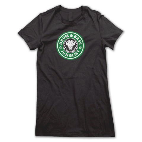 Dark Roast Junglist - Women's - BEDLAM Threadz