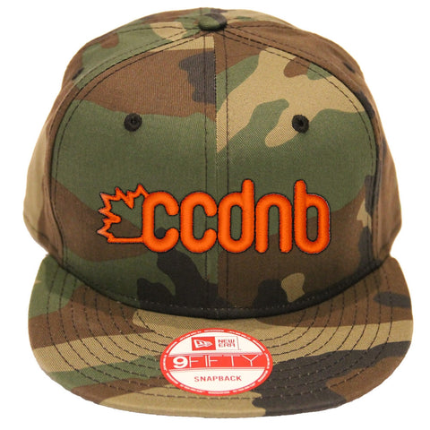 [PRE-ORDER] CCDNB Snapback - 3 Colors - BEDLAM Threadz