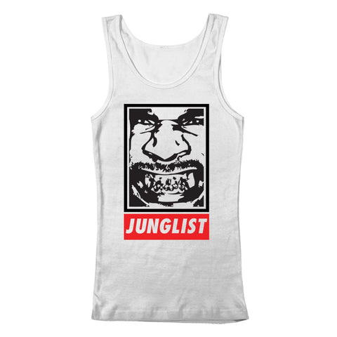 Golden Junglist - Tank Top - BEDLAM Threadz