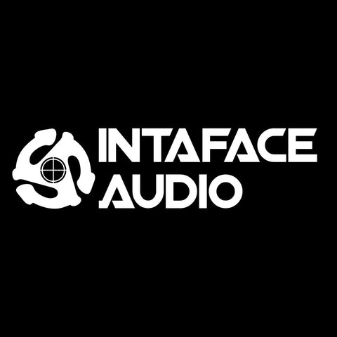INTAFACE AUDIO DECAL
