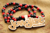 JUNGLIST NECKLACE - BEDLAM Threadz