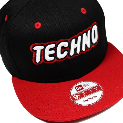 Techno - Snapback - 2 Colors