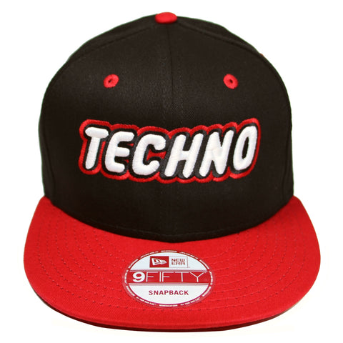 Techno - Snapback - 2 Colors - BEDLAM Threadz