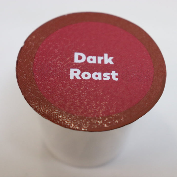 Dark Roast Single Serve Pod