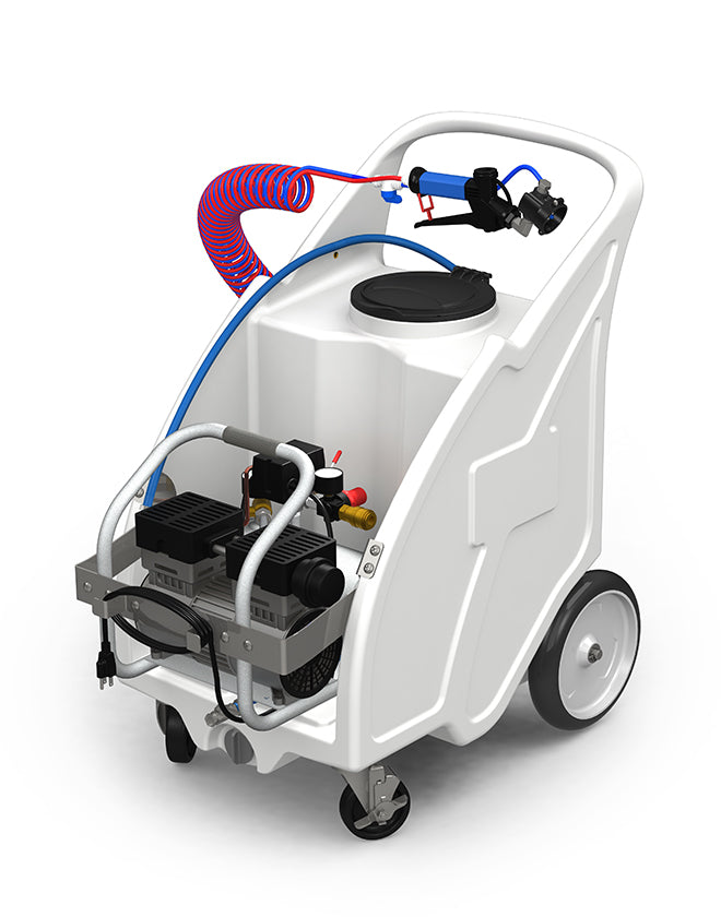 Portable Electric Fog / Mist Unit