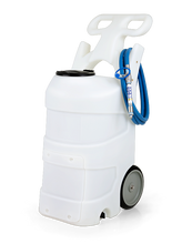 Load image into Gallery viewer, Battery Operated Foam Unit with Stainless Steel Ball Valve - 15 Gallon