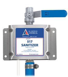 517 Sanitizing Unit