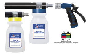 Compact Model 25/50 Airless Foamer / Sprayer Kit