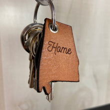 Load image into Gallery viewer, Personalized State Key Chain