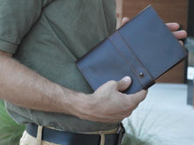 Load image into Gallery viewer, The Leon - Leather Moleskine Journal Cover