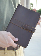 Load image into Gallery viewer, The Colorado - Leather Moleskin Journal Cover