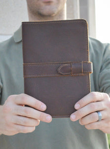 The Colorado - Leather Moleskin Journal Cover