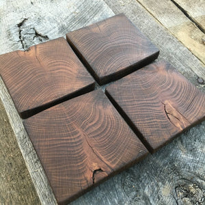 Barn Wood Coaster