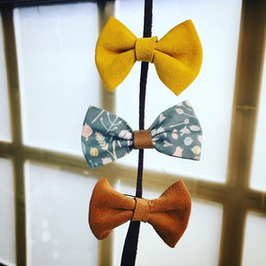 Hair Bow/Toddler Bow Tie (pack of 3)