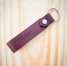 Load image into Gallery viewer, Personalized Key Chain