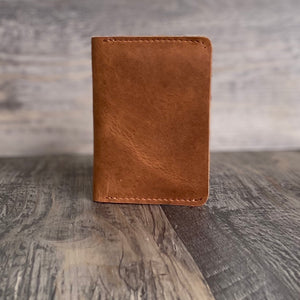 The Navasota - Front Pocket Wallet