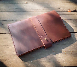 The Leon - Leather Moleskine Journal Cover