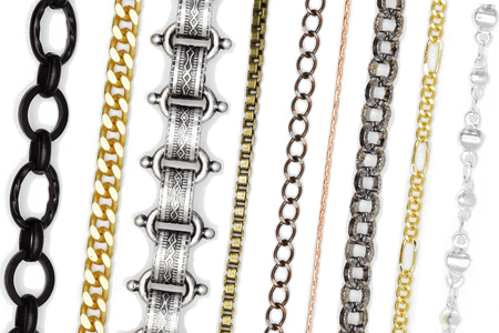 Assorted Chain CH-ASST1 Assorted Chain By The Pound CH-ASST1