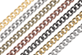 Curb Chain CH-936 5.6mm Rounded Curb Chain