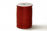 Cord Red WC 2mm Cotton Cord Available in Multiple Colors WC-RED 2mm