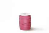 Cord Pink WC 1mm Cotton Cord Available in Multiple Colors WC-PINK 1mm