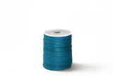 Cord Turquoise WC 1mm Cotton Cord Available in Multiple Colors WC-TURQ 1mm