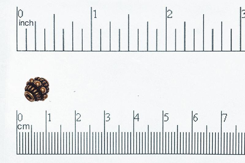 Copper Bead Copper CC1245 Copper CC1245