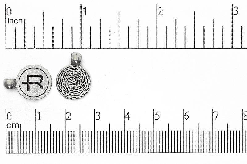 CBS1751 Charm Antique Pewter