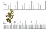 Charm Antique Gold CBS2867 Pewter Charm CBS2867AG