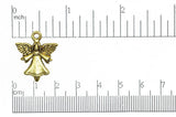 Charm Antique Gold CBS2872 Pewter Charm CBS2872AG